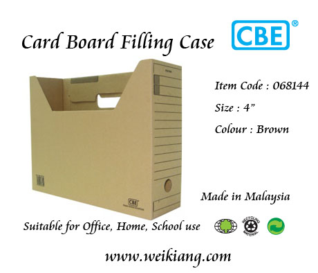 Card Board Filling Case 068144