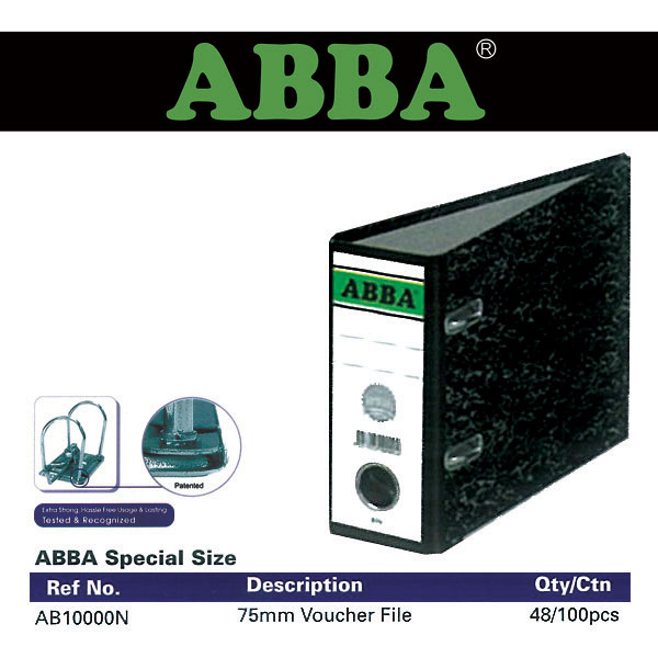 ABBA VOUCHER FILE 075