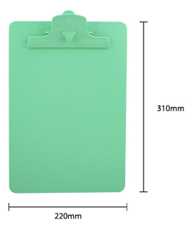 Yosogo 330P A4 Clipboard with Pen Clip
