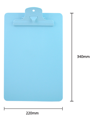 Yosogo 350P F4 Clipboard with Pen Clip