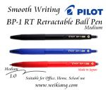 Pilot BP-1 RT Retractable 1.0 Ball Pen