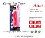 CT1434 Astar Correction Tape 4.2mm x 6M