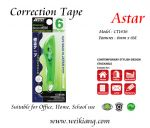 CT1436 Astar Correction Tape 6 mm x 6M