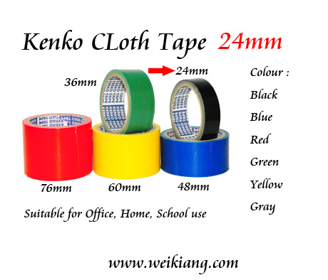 Kenko Cloth Tape 24mm x 7y