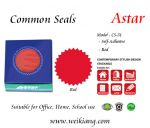 Astar Common Seals - Red