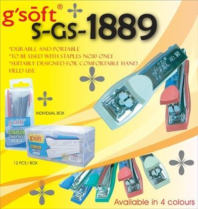 Gsoft GS-1889 Mini Stapler