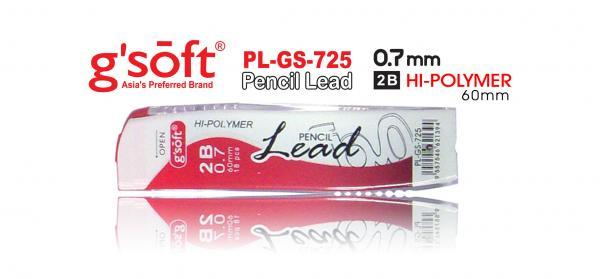 GSOFT GS-725 PENCIL LEADS 0.7mm