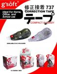 GSOFT GS-737 CORRECTION TAPE