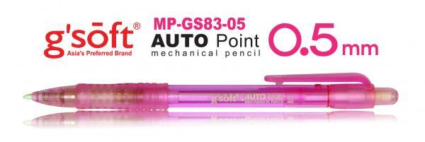 GSOFT GS-83 AUTO POINT  MECHANICAL PENCIL 0.5mm
