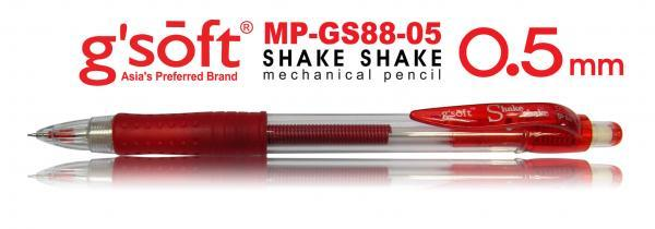 GSOFT GS-88 SHAKE-SHAKE  MECHANICAL PENCIL 0.5mm