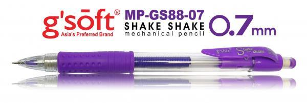 GSOFT GS-88 SHAKE-SHAKE MECHANICAL PENCIL 0.7mm