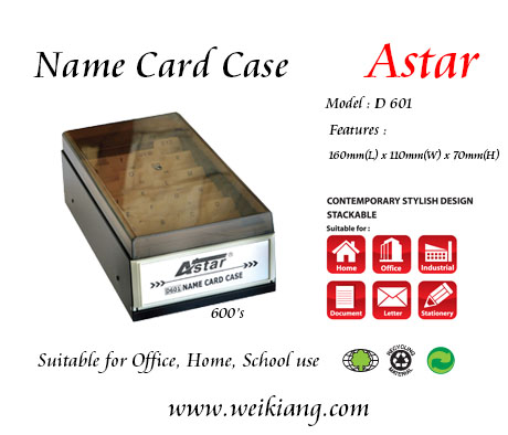 Astar 600's Name Card Case