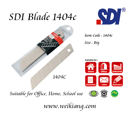 SDI 1404C Cutter blade Big