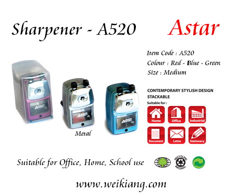 Astar A520 Table Sharpener - Medium