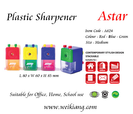 Astar A624 Table Sharpener-Medium