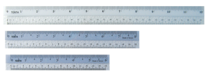 TW STRAIGHT RULER