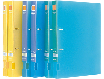 WellBord WB200-2D Plastic Ring File
