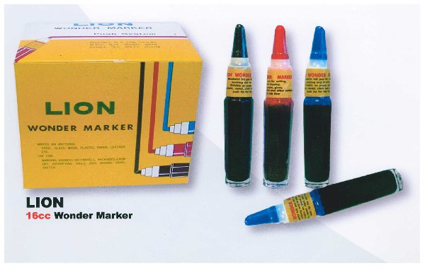 Lion 16cc Wonder Marker