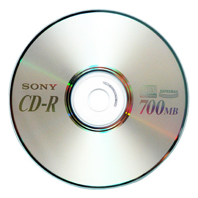 Sony CD-R 700MB/80 min - Pcs