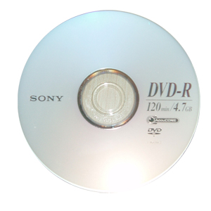 Sony DVD-R 4.7G - Pcs