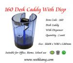 160 Plastic Desk Caddy